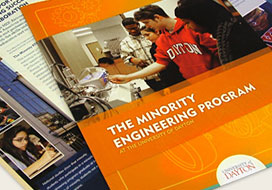 University of Dayton Minority Engineering Program Brochure