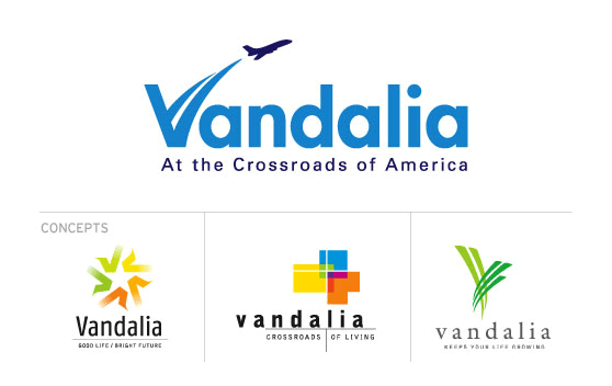 City of Vandalia Logo